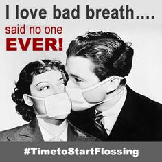 Got bad breath? It's time to start flossing! The Waterpik® Water Flosser is clinically proven to be significantly more effective than traditional dental floss for reducing plaque, gingivitis, and gum disease and was proven to remove up to 99.9% of plaque from treated areas.