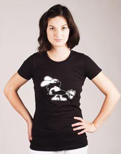 Rabbit Shirt Schwarz // vegan, fair und aus Bio-Baumwolle Vegan Fashion, Ethical Fashion, Vegan Shopping, Vegan Clothing, Longsleeve, Vegan Lifestyle, Style Inspiration, Tops, How To Make