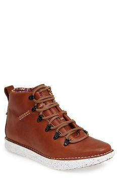 Men's ohw? 'Dan' Plain Toe Boot