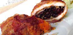 Karácsonyi fogások: 10 húsétel, amit imádni fog a vendégsereg - Receptneked.hu - Kipróbált receptek képekkel Food Inspiration, Hamburger, Bacon, Menu, Ethnic Recipes, Menu Board Design, Burgers, Pork Belly