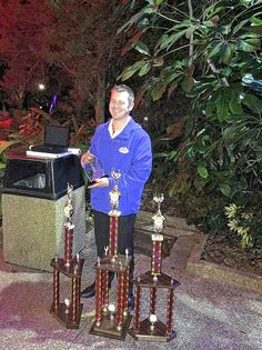 Johnstown-Monroe High School's Big Red Band returned home from the New Year's Day Outback Bowl with honors, including grand champion and other first-place recognitions.