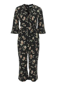 **Printed Jumpsuit by Glamorous Petites - Topshop