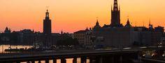 Opplev den praktfulle utsikten over Stockholm