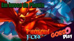 Phoenix Force - Em busca da segunda  Phoenix - Gordoplay