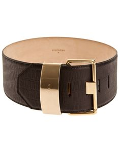 givenchy leather stamped belt Love this Outfit! Leather Buckle, Leather Belts, Fashion Belts, Fashion Brands, Leather Stamps, Corset Belt, Belts For Women, Handmade Accessories, Leather Working