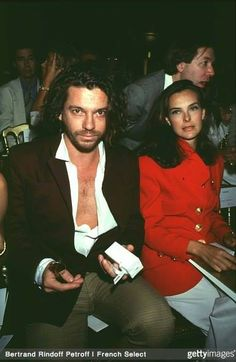 Michael & Carole Bouquet