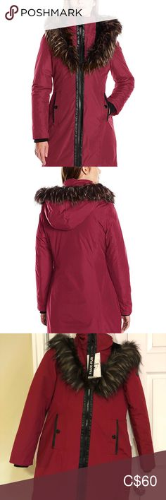 Noize winter jacket Brand New! Tag still on noize Jackets & Coats Puffers Jacket Brands, Jackets For Women, Winter Jackets, Brand New, Coats, Best Deals, Closet, Things To Sell, Style