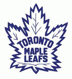 'Toronto Maple Leafs Retro Logo' Sticker by cnaccarato Toronto Maple Leafs Logo, Hockey Logos, Nhl Logos, Hockey Players, Maple Leafs Wallpaper, Hockey Drawing, Maple Leaf Logo, Sports Decals, Sports Logos