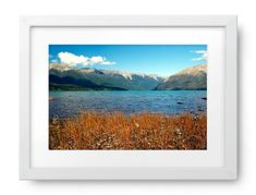 Lake Rotoiti, Nelson Lakes National Park, NZ Photography For Sale, Lakes, National Parks, Tapestry, Canvas, Painting, Image, Decor, Art