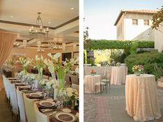 Fairmont Sonoma Mission Inn and Spa Sonoma Weddings Wine Country Reception Venues 95476