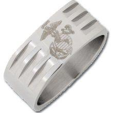 $49.97 Joy Jewelers Usmc, Marines, Us Marine Corps, New Man, Marriage Goals, Military, Stainless Steel, Jewels, Routine
