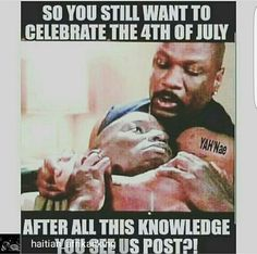Not just the 4th but the rest of the holidays as well