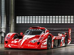 Despite Toyota's 'passionate and cruel' relationship with the 24 Hours of Le Mans, it has honoured the race with three one-off liveries for its Whichcar is the new home of Motor magazine New Sports Cars, Sport Cars, Race Cars, Race Racing, Auto Racing, Motor Sport, Grand Prix, Automobile, Daytona