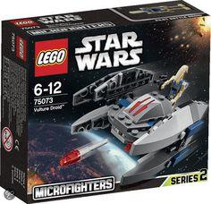 bol.com | LEGO Star Wars Vulture Droid Microfighter - 75073,LEGO | Speelgoed