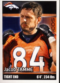 Jacob Tamme former UK Wildcat