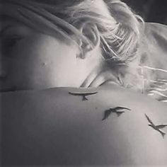 #Tatuajes #Golondrinas #GolondrinasTattoos #Tattoo #VueloDeLaGolondrina