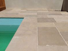Sandstone:  Beauford sandstone paving