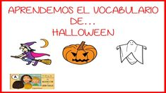 Video para trabajar el vocabulario de Halloween.