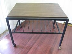 $30 RETRO Trolley TABLE 64x46x44cm Text 0411691171 or email info@bitspencer.com