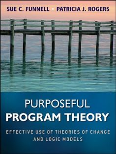 Purposeful Program Theory: Effective Use of Theories of Change and Logic Models by Sue C. Funnell http://www.amazon.com/dp/0470478578/ref=cm_sw_r_pi_dp_TLS5ub04CGY4Z