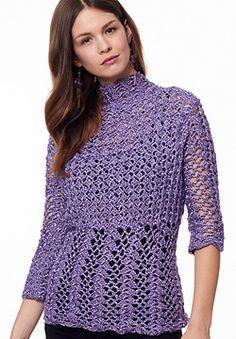 86fdbe89f31 94 Best Crochet sweaters images in 2016   Needlepoint, Crochet ...