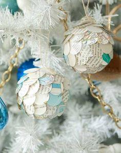 35 DIY Christmas Ornaments