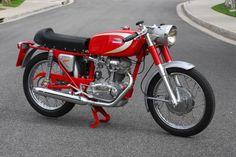 Ducati Mach 1 250ccm Bauj.1965