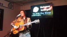 Dan Layus of Augustana - 94.9 FM the River - Music First