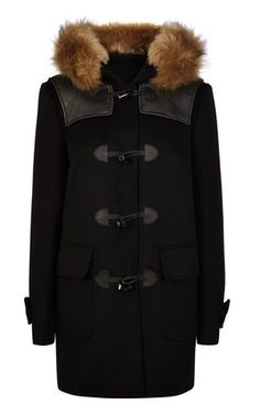 Signature duffle coat