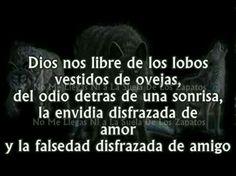 Dios nos libre