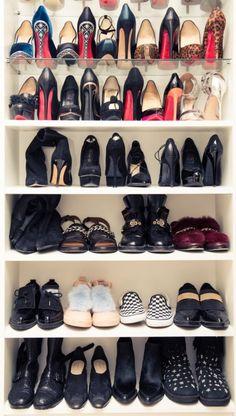 shoe closet situation