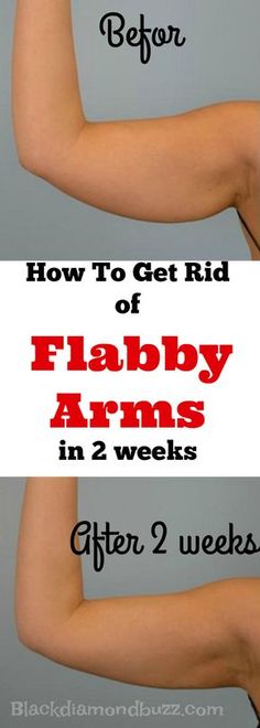 How To Get Rid of Flabby Arms This Summer - Easy Best Exercises to Lose your Arms fat and tone your arm Fast. This will also help you to tone, reduce flabby arms fat and so you can display your slim,sculpted and toned arms which is the dream of every women in 2 weeks.Get started!