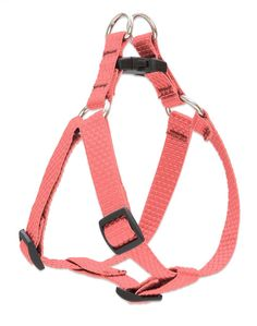LupinePet Eco 3/4' Coral for Small to Large Dogs ** You can get more details here : Dog harness