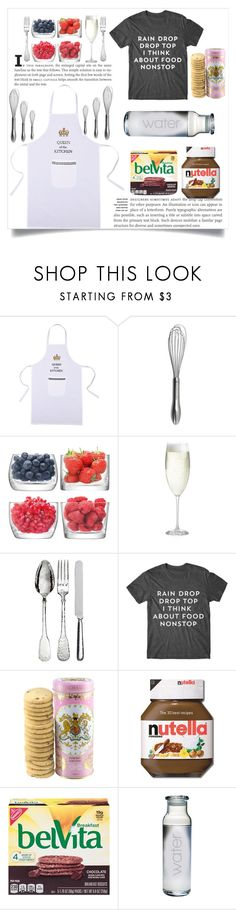 """""""FOODIE!!!!"""" by aylizzle01 ❤ liked on Polyvore featuring Peking Handicraft, OXO, LSA International, Crate and Barrel and Pampaloni"""