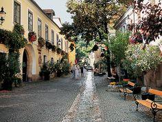 My happy place - Gumpoldskirchen, Austria (near Vienna). It's my favourite place on earth!