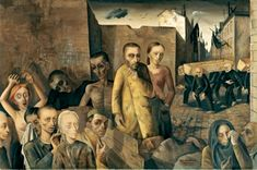 depth of reality - Felix Nussbaum (Felix Nussbaum, 1904-1944). '' If I disappear - do not let my paintings die''