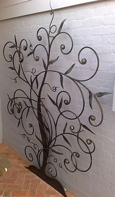 """Awesome """"metal tree wall art decor"""" info is offered on our web pages. Take a look and you wont be sorry you did. Wrought Iron Decor, Iron Wall Decor, Wall Art Decor, Art Mural En Plein Air, Art Fer, Outdoor Wall Art, Metal Tree Wall Art, Iron Furniture, Family Tree Wall"""