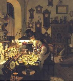 """Los Maestros #Relojeros, han sido considerados durante muchos años como """"los aristócratas de la mecánica"""", ya que """"ninguna de las ramas del arte mecánico lleva en su haber el caudal de inventos, construcciones, cálculos y maravillosa concepciones que de la industria relojera provenían."""
