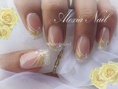 ongles de mariage | galerie de photos de alexia nail altitude