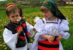 children in folk costumes Folk Costume, Costumes, Visit Romania, City People, The Beautiful Country, Beautiful Places To Visit, Blouse, Cool Photos, Harajuku