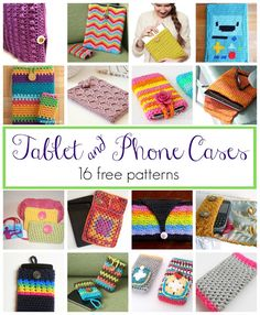 16 Pretty Tablet & Phone Cases!