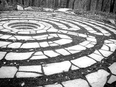 Meditation Path - Stony Brook, New York