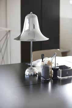 Pantop table large chrome lifestyle.jpg (1575×2362)