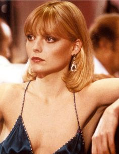 Michelle Pfeiffer. Scarface.