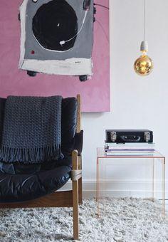 Hjemme hos modedesigner Trine Wackerhausen | Boligmagasinet.dk
