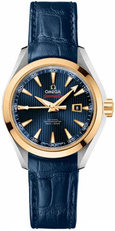 Omega Aqua Terra Olympic Collection London 2012 522.23.34.20.03.001
