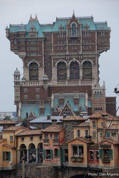 Tokio DisneySea Torre del Terror