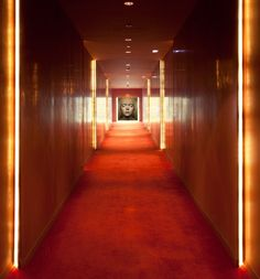 'Sweat' at W Hotel Barcelona, by Staat