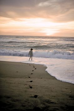 quiet early morning walks on the beach