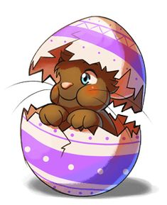 I'm a cute little mouse born in an egg I know I'm Easter For all goodness sake! @transformice